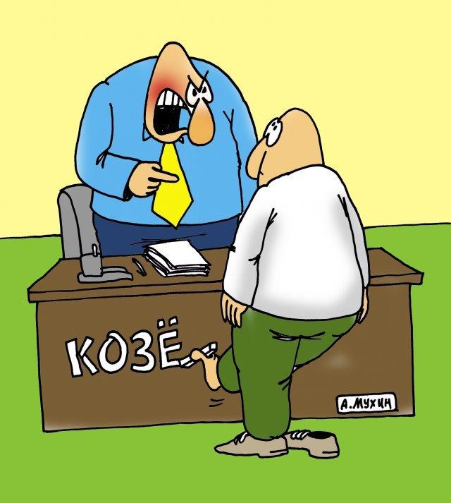 Смешные картинки шеф злой